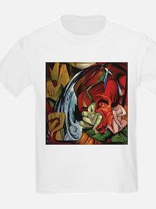 Franz Marc The Waterfall T-Shirt