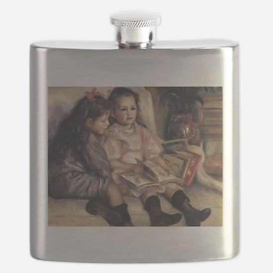 Unique Kids art Flask