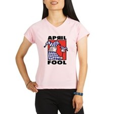 April Fool's Day Performance Dry T-Shirt