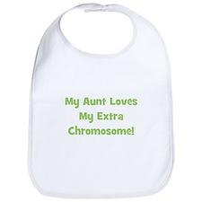 My Aunt Loves My Extra Chromo Bib