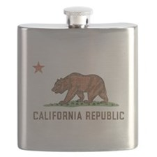Vintage California Republic Flask