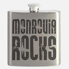 Monrovia Rocks Flask
