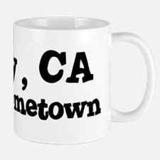 Canby - hometown Mug
