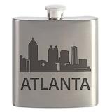 Atlanta georgia Flask Bottles