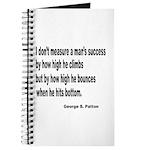 Patton's Measure of Success Journal