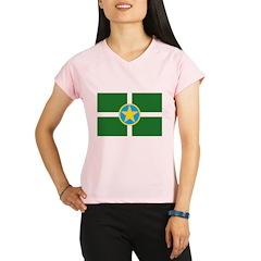 Jackson Flag Performance Dry T-Shirt