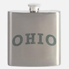 Curve Ohio Flask