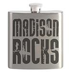 Madison Rocks Flask