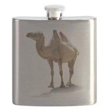 Hand Drawn Camel Flask