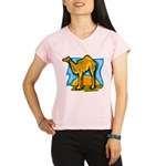 Camel Performance Dry T-Shirt