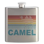 Colorful Camel Flask