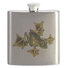 Flying Frog Flask