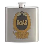 Lion Roar Flask