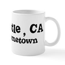 Newcastle - hometown Coffee Mug