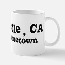 Newcastle - hometown Mug