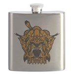Fierce Tiger Flask