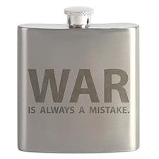 Anti-War Flask