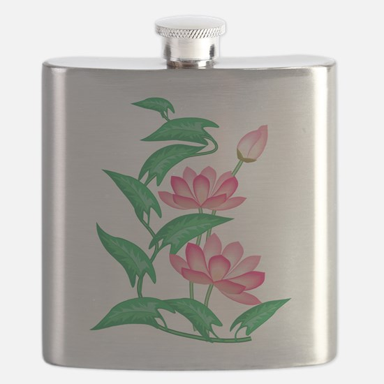 Lotus Flask