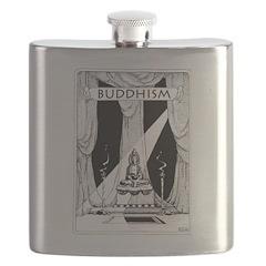 Buddhism Flask
