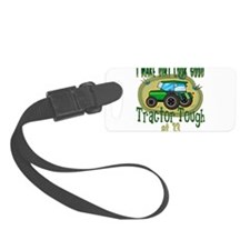 Tractor Tough 13.png Luggage Tag