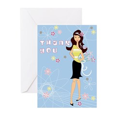 "Card ""Happy Daisy"" (Set of 10)"