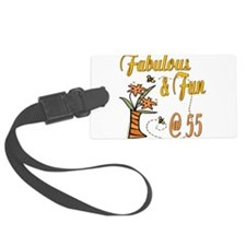 FabulousFun55.png Luggage Tag