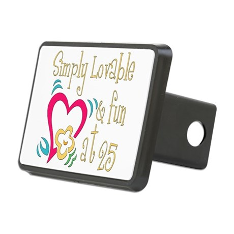 Lovable25.png Rectangular Hitch Cover