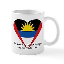 Antigua and Barbuda pride Mug