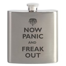 Now Panic And Freak Out Flask