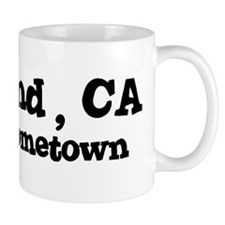 Le Grand - hometown Coffee Mug