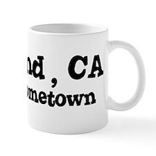 Le Grand - hometown Mug