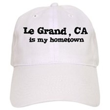 Le Grand - hometown Baseball Cap