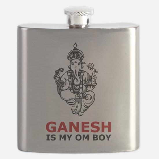 Funny Hindu Flask