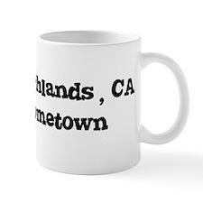 Mission Highlands - hometown Coffee Mug