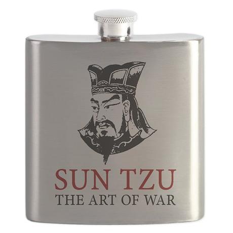 Sun Tzu Flask