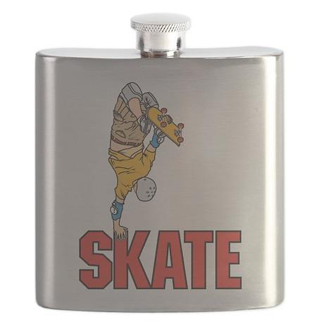 Skate & Skateboarding Flask