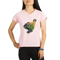 Skating Performance Dry T-Shirt