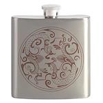 Japanese Design Flask