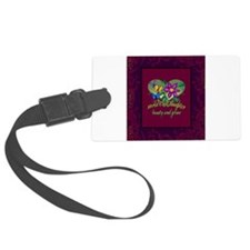 Blanket jeweltone daughter.jpg Luggage Tag