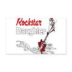 Rockstar Daughter copy.png Rectangle Car Magnet