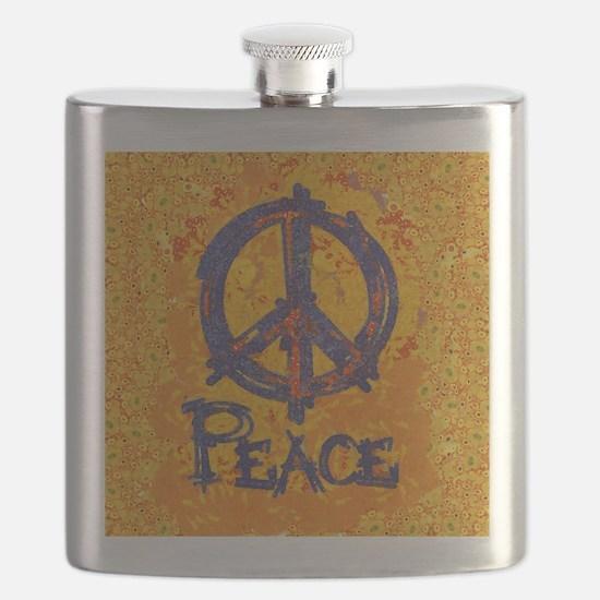Gustav Klimt Peace Flask