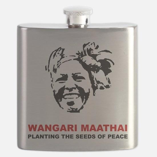 Wangari Maathai Flask