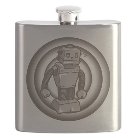 Retro Robot Flask