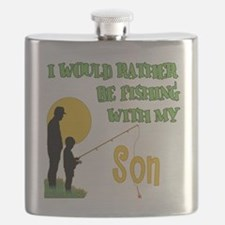 Fishing With Son.png Flask
