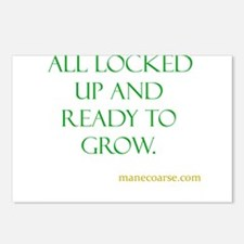 All ready to grown Postcards (Package of 8)