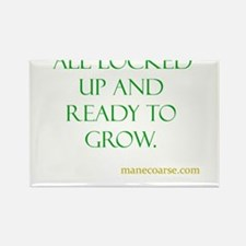 All ready to grown Rectangle Magnet