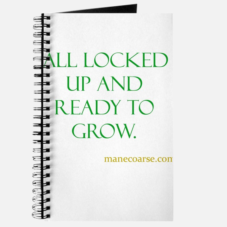 All ready to grown Journal