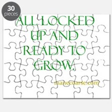 All ready to grown Puzzle