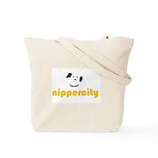Nipper City / Albany, New York - Tote Bag