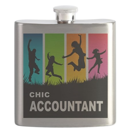Chic Accountant Flask